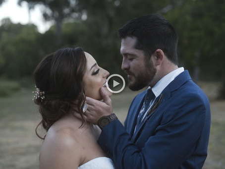 Jessica & Jack - Wedding Short Film at Hidden Falls in Spring Branch, Texas