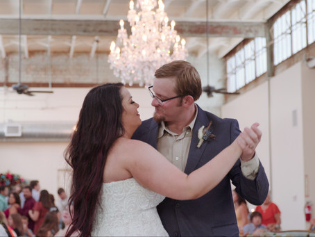 McKinna and Copeland - Heartfelt Wedding Film in Colorado City, Texas
