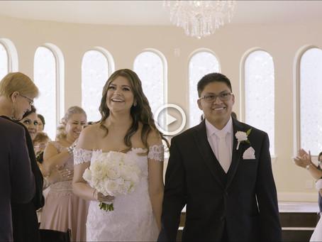 Raul & Dalia Wedding Short Film at D'Vine Grace Vineyard in McKinney Texas