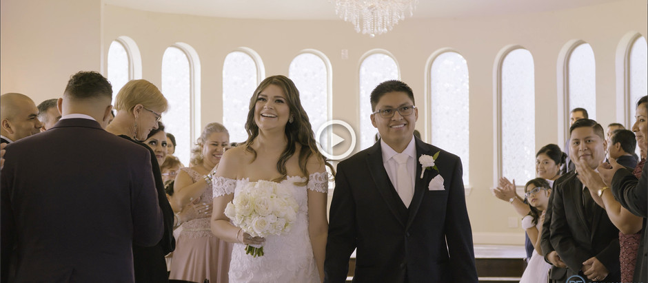 Raul & Dalia Wedding Short Film at D'Vine Grace Vineyard in McKinney Texas