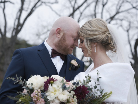 Kelsey & Kyle - Gorgeous Winter Wedding at Camp Lucy in Dripping Springs, Texas
