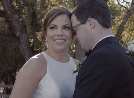 Carey & Matt - Fun Music Filled Wedding at Hidden River Ranch in Lampasas, Texas