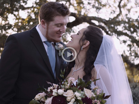Alisha & Michael - Wedding Short Film | Gorgeous Wedding at The Kendall Plantation in Boerne, Texas
