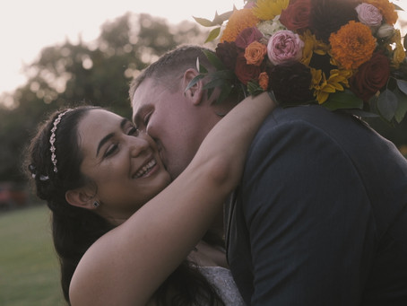 Bryana & Corey Wedding Short Film - Heartfelt Wedding at La Rio Mansion in Belton, Texas