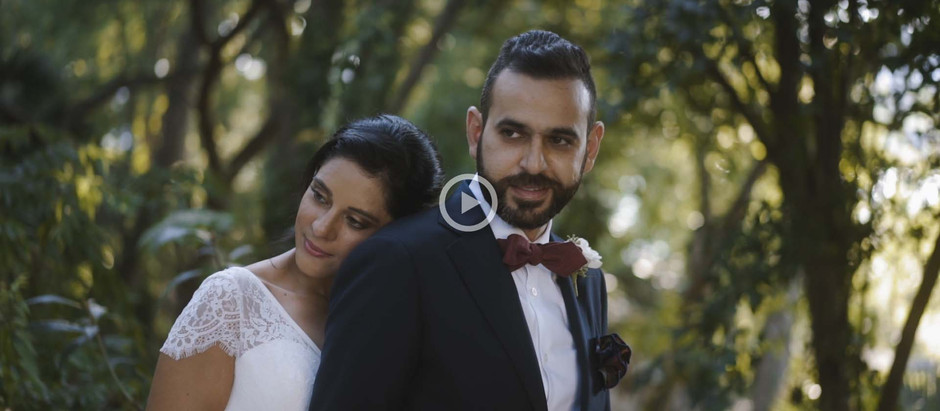 Priti & Sami - Wedding Short Film at the Beautiful Laguna Gloria in Austin, Texas