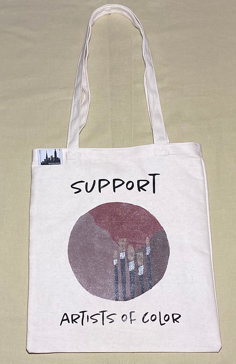 Tote Bag - Support Artists Of Color