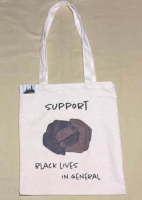 Tote Bag - Support Black Lives In General