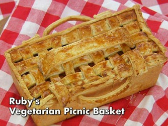 Put all your veggies in one (picnic) basket