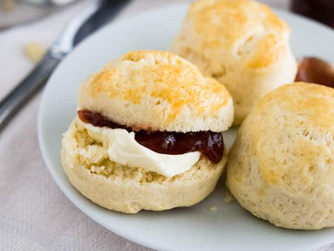 Bad to the scone