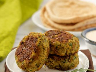 You won't falafel after making this!