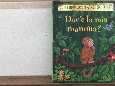 Ecco il secondo librino: Dov'è la mia mamma?