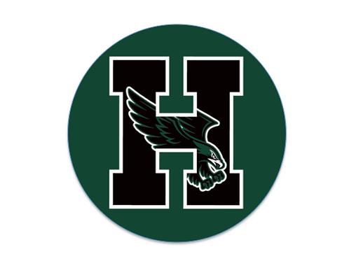 Hopkinton Hawks Sticker