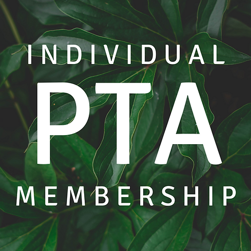 Individual PTA Membership