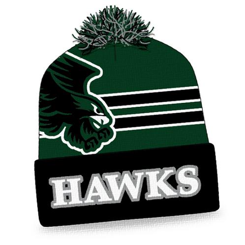 Winter Hawks Hat