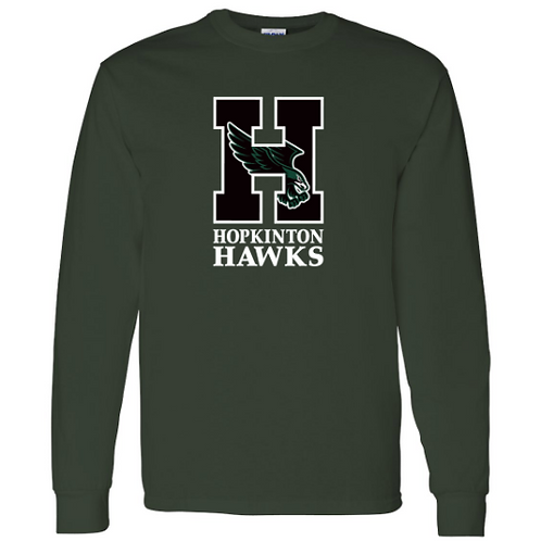 Green Long Sleeve (Adult & Youth)
