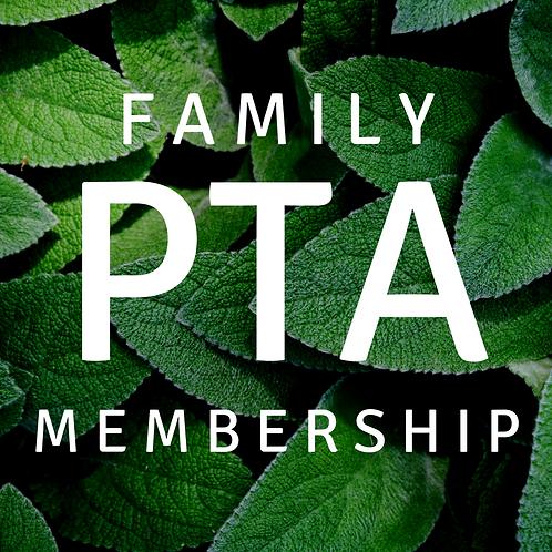 Family PTA Membership