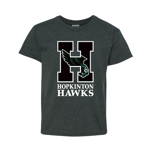 Grey Hawks T-Shirt (Adult & Youth)
