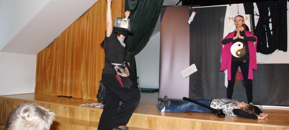 ninja ja ja