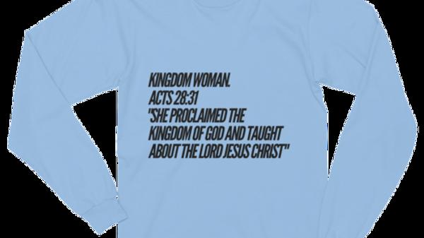 Kingdom Woman Long Sleeve