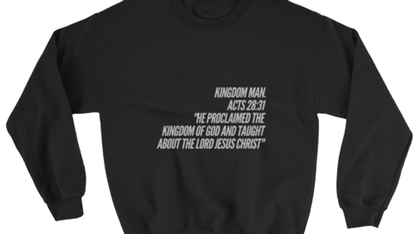 Kingdom Man Crew Neck