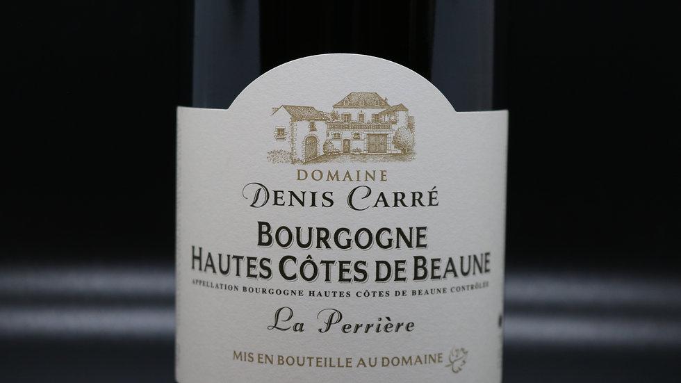 Domaine Denis Carré, La Perrière Bourgogne, Hautes-Côte de Beaune France, 2017