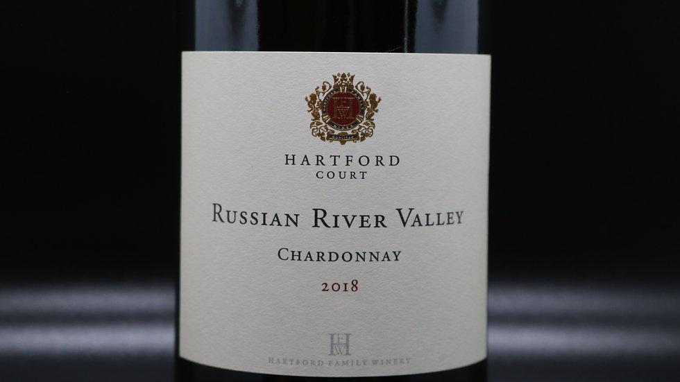 Hartford Court, Chardonnay, Russian River Valley, 2018