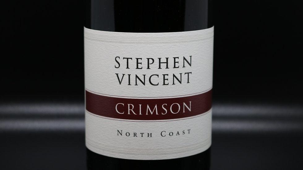 Stephen Vincent, Crimson Red Blend, North Coast, 2018