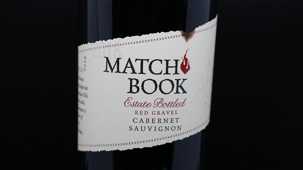 Matchbook, Estate Bottled Cabernet Sauvignon, Dunnigan Hills, 2018