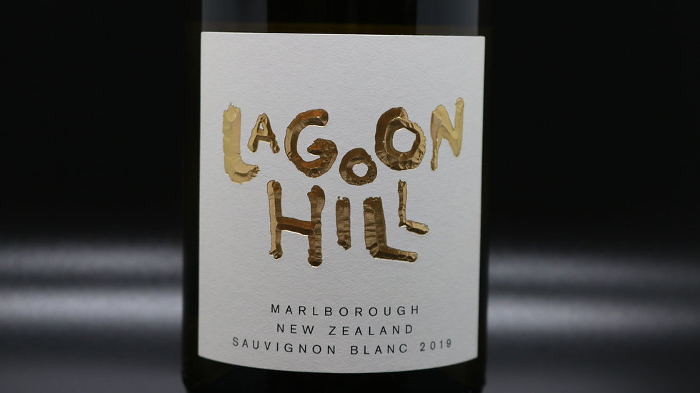 Lagoon Hill, Sauvignon Blanc, Marlbourough New Zealand,