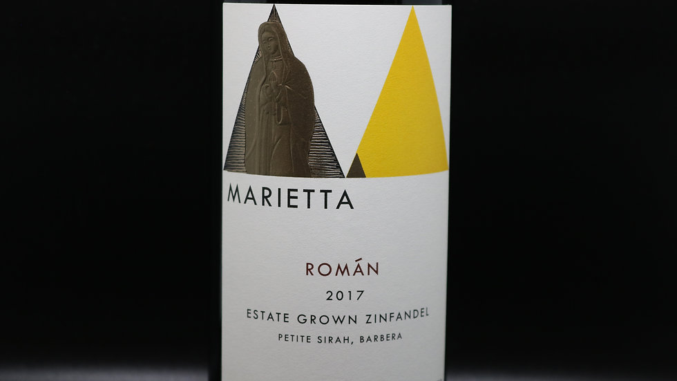 Marietta Cellars , Roman Estate Grown Zinfandel Blend,