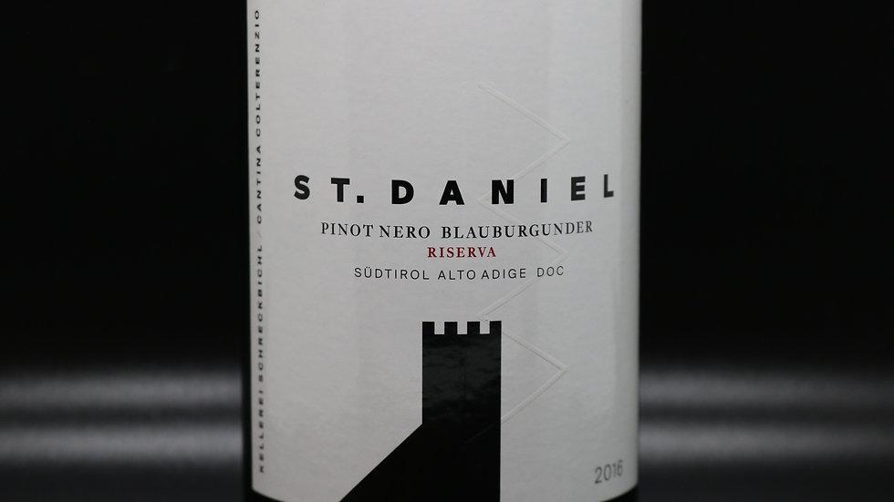 St. Daniel, Pinot Nero Blauburgunder Riserva, Alto Adige France 2016