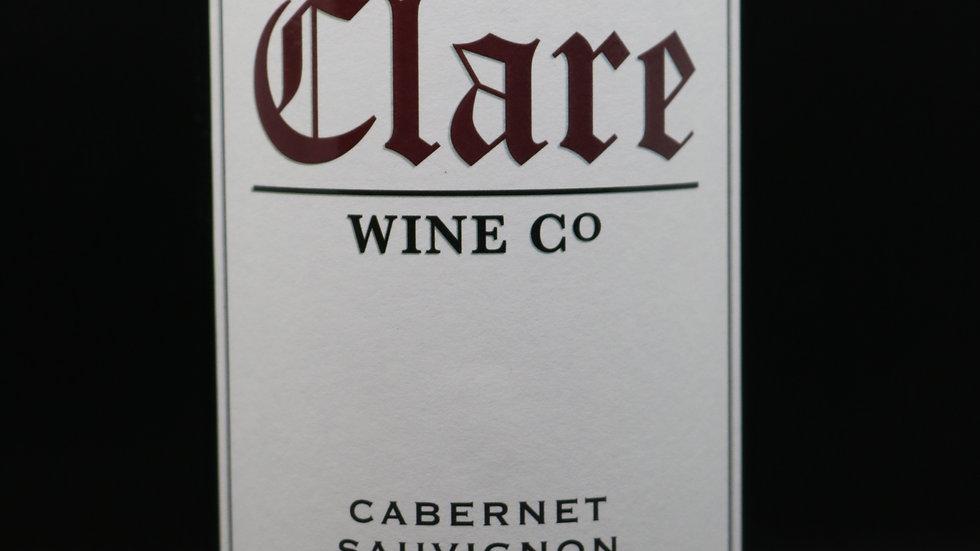 Clare Wine Company, Cabernet Sauvignon, Clare Valley Australia, 2014