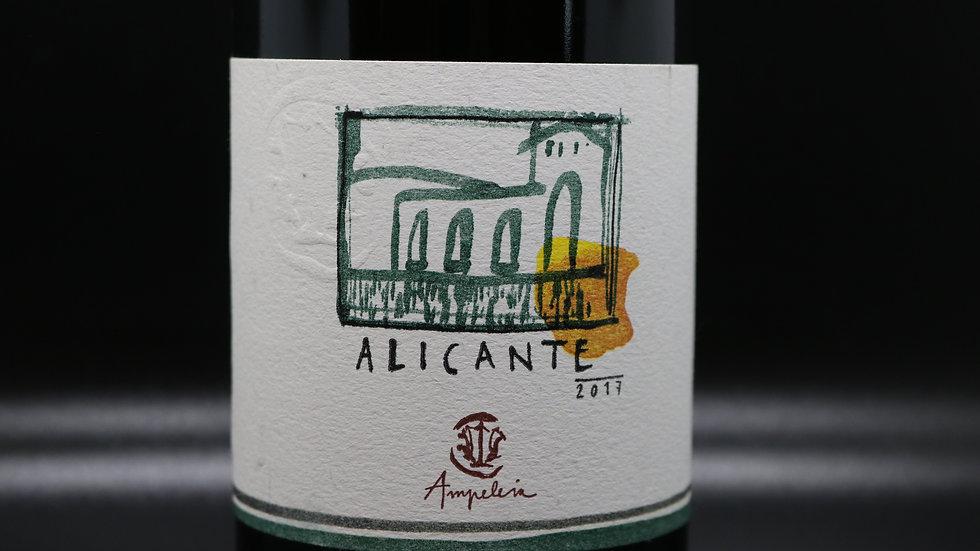 Ampeleia, Alicante, Tuscany, 2017