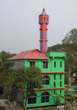 Jamia Masjid New Building