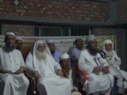 Hafiz Tazul Islaam and Jubair Ahmed Ansari.