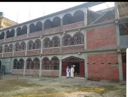 Al Jamia Halimatus Sa'dia Girls Madrasah & Academic building
