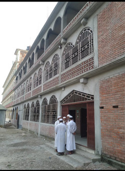Al Jamia Halimatus Sa'dia Girls Madrasah Side Photo