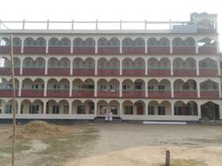 Al-Jamia Shamsul Uloom Boys Madrasah & Academic Building