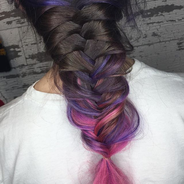 Fish tail fun!