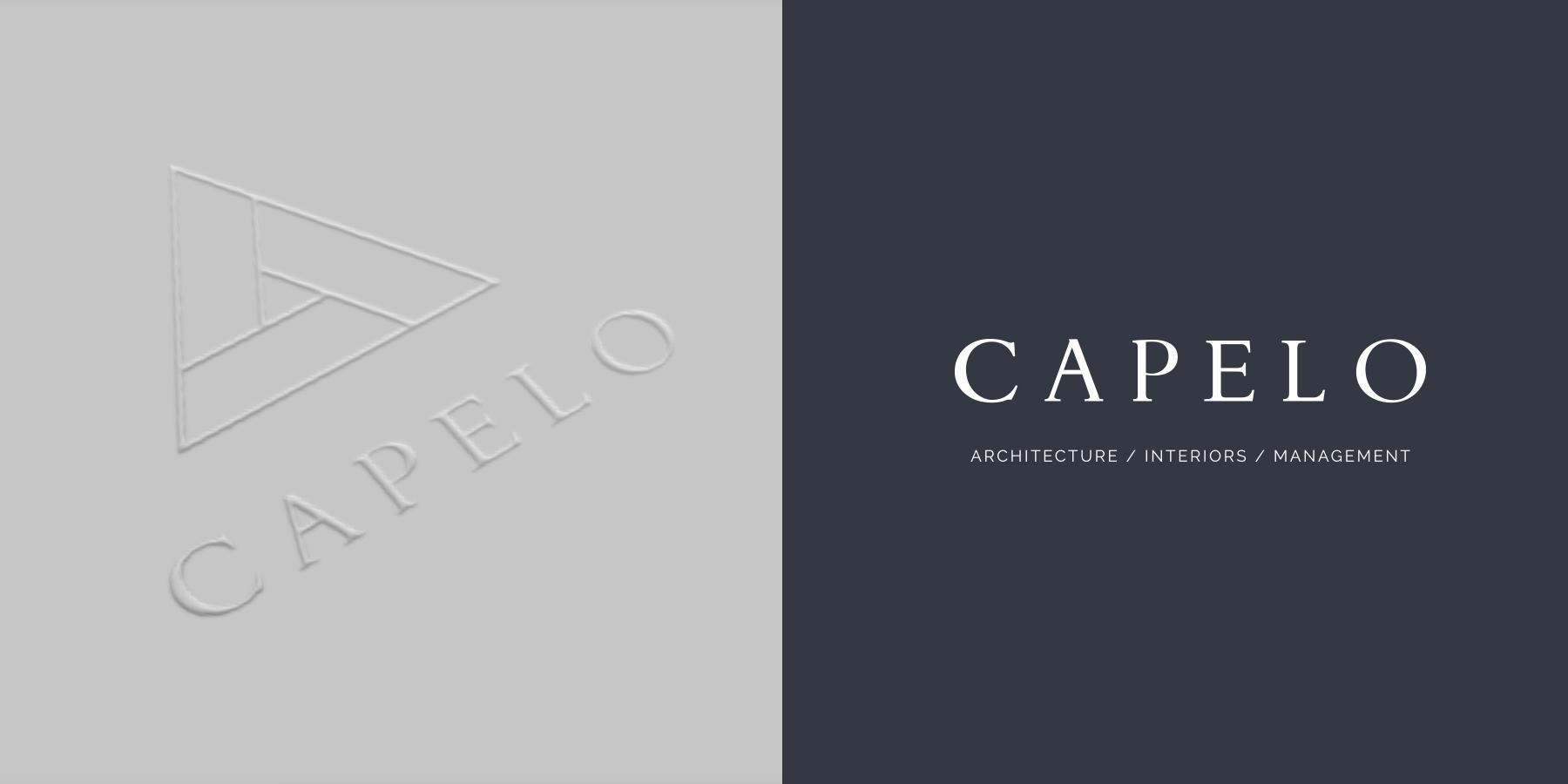 Capelo Design Ltd brand identity