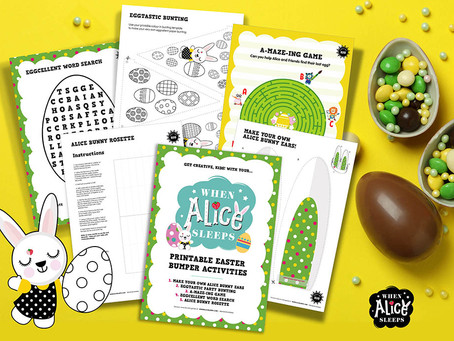 FREE Printable Easter Activities