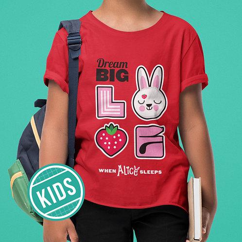 LOVE Kids T-shirt