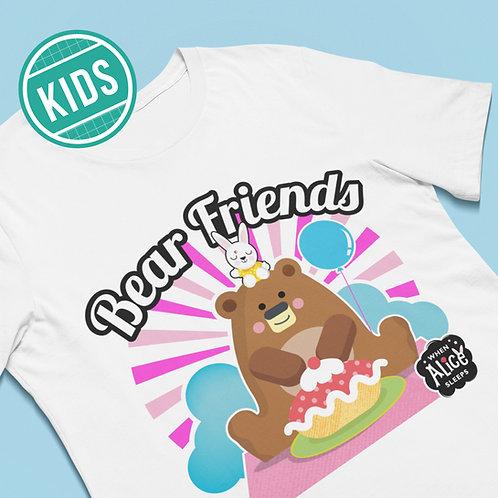 BEAR FRIENDS Kids T-shirt