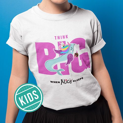 THINK BIG Kids T-shirt