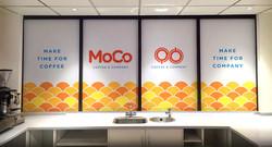 MoCo Coffee & Company interiors