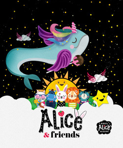 meet Alice and friends