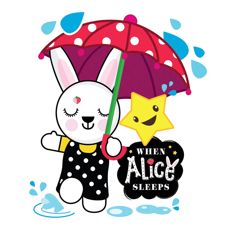 When Alice Sleeps character design