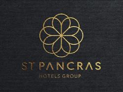 St Pancras Hotels Group branding