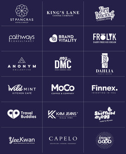 Cindy Cheung Logo Marks and Logo Types