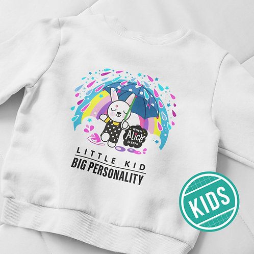 ALICE Big Personality Sweatshirt